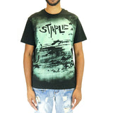 Staple Pigeon Tribe Flock T-Shirt - Black