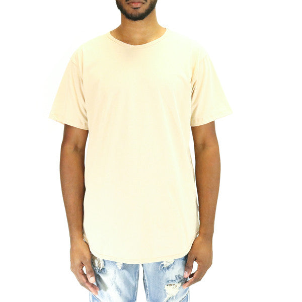 EPTM Long Basic T-Shirt - Sahara