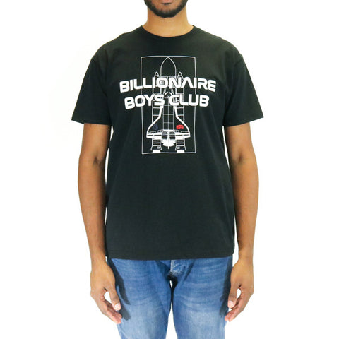 Billionaire Boys Club Shuttleone S/S Tee - Black