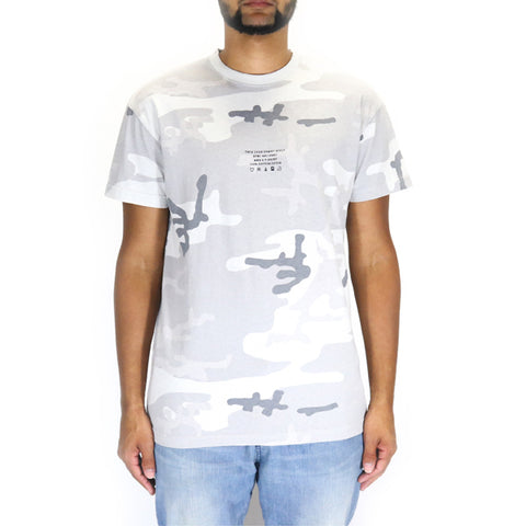 10 Deep Corp Surplus T-Shirt - Artic