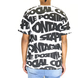 Staple Pigeon Social Contagion Tee - White