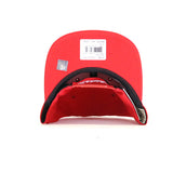 Houston Rockets 1994 Finals Snapback Hat - Red