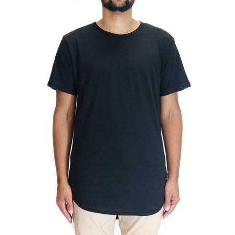 EPTM Long Basic T-Shirt - Black