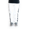 EPTM Techno Track Pants - White / Black