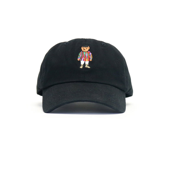 Any Memes Big Bear Dad Hat - Black