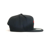 Chicago Bulls 1992 Champs Snapback Hat - Black