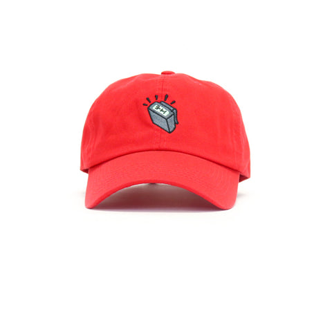 Any Memes Page Dad Hat - Red