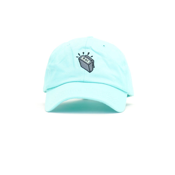 Any Memes Page Dad Hat - Blue