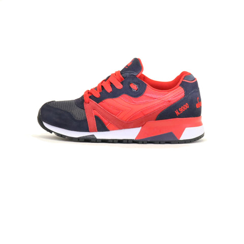Diadora N9000 NYL ll - Fiery Red/Nine Iron