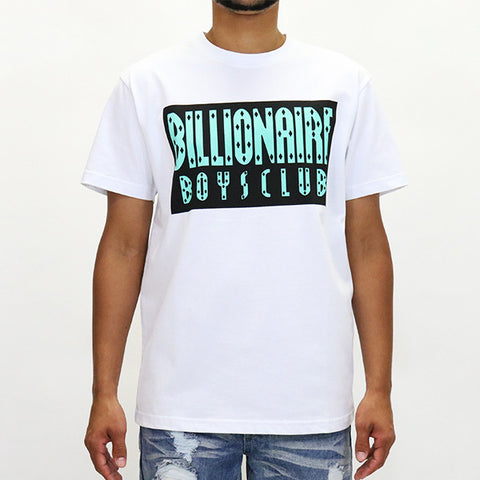 Billionaire Boys Club Club SS Tee - White
