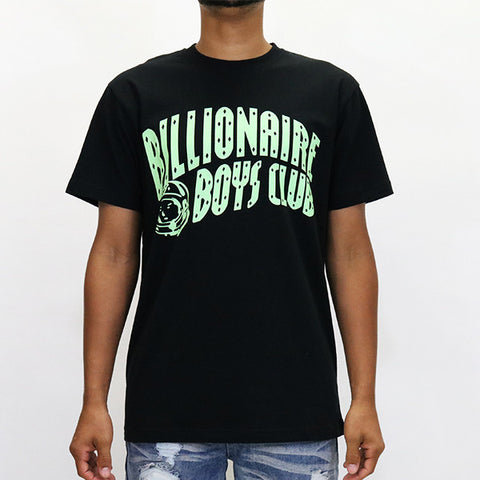 Billionaire Boys Club Arch Logo SS Tee - Black