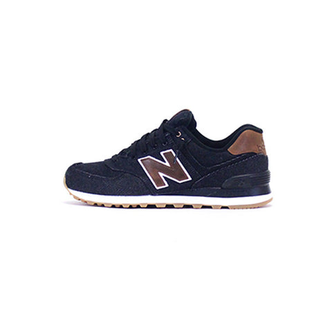 New Balance ML 574 TXA - Black Denim