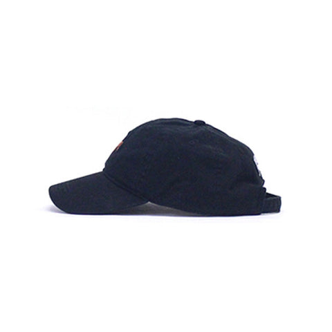 Billionaire Boys Club BB Pointer Dad Hat - Black