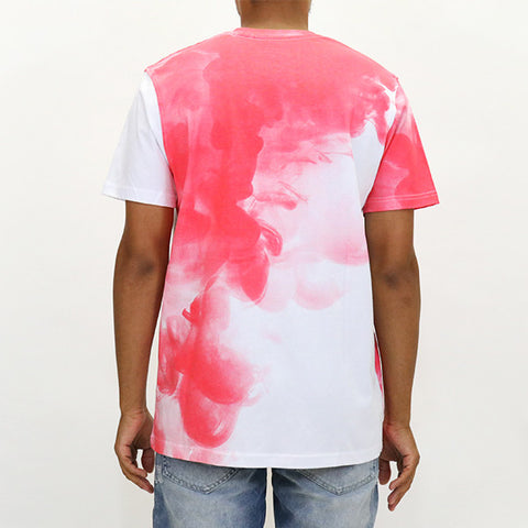 Staple Pigeon Up In Smoke T-Shirt - Lava