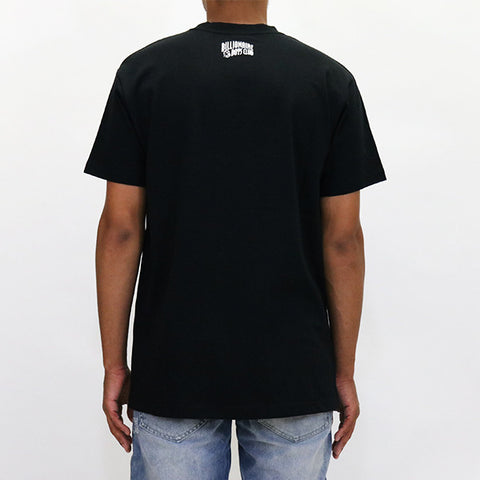 Billionaire Boys Club Helmet Logo SS Tee - Black