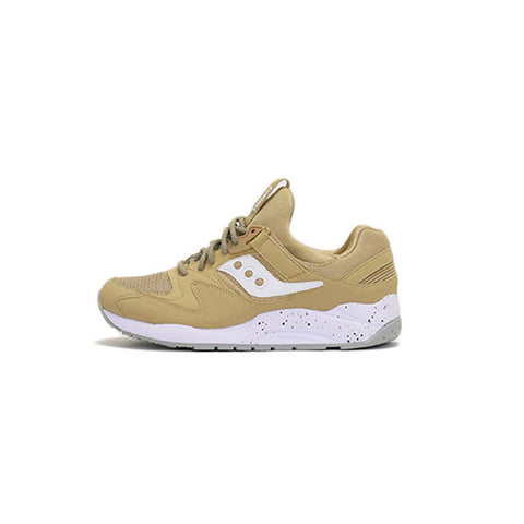Saucony Grid 9000 - Wheat/White
