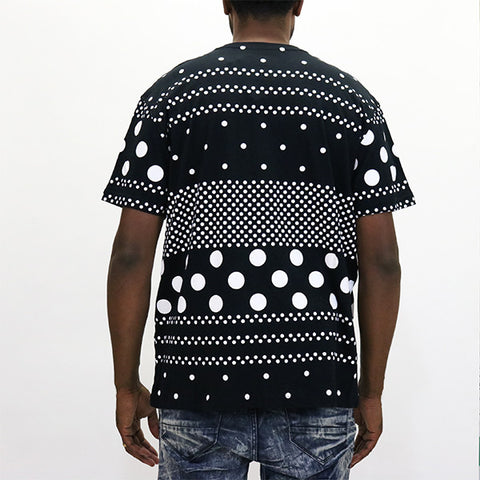 Staple Pigeon Logo Dot T-Shirt - Black
