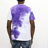 Staple Pigeon Up In Smoke T-Shirt - Purple