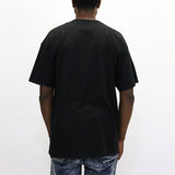 Diamond Supply Stripe Boat T-Shirt - Black