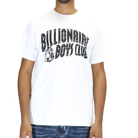Billionaire Boys Club BB Arch SS Tee - White