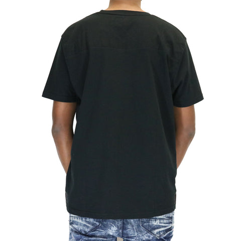 Staple Pigeon Fairisle Pigeon T-Shirt - Black