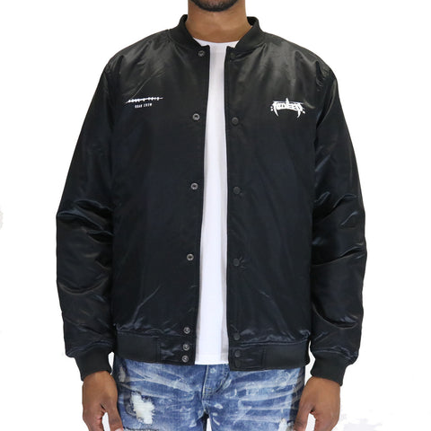 10 Deep Null & Void Tour Jacket - Black