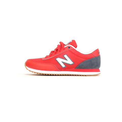 New Balance 501 Ripple Sole - Red / Grey