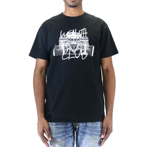 Billionaire Boys Club Mansions SS Tee - Black