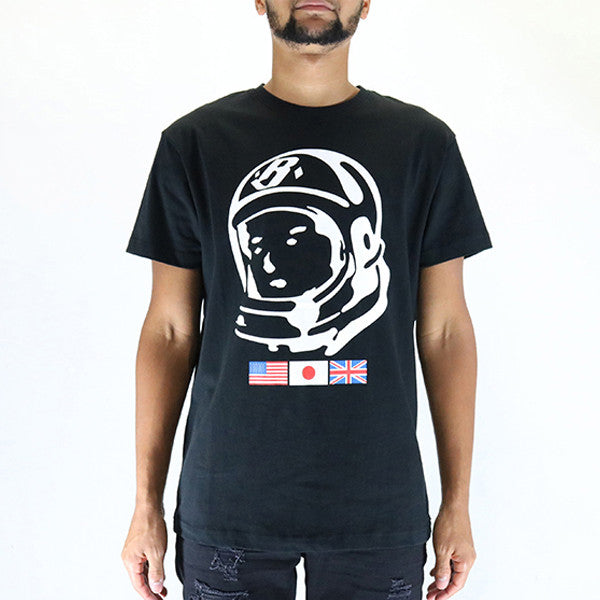 Billionaire Boys Club Helmet SS Tee - Black