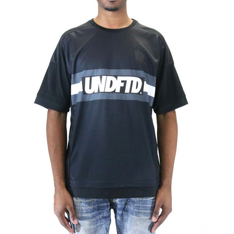 Undefeated UNDFTD Soccer Jersey - Black