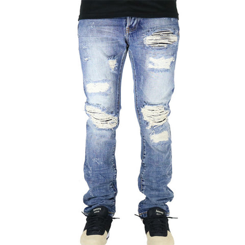 Dope Pico Denim Jeans - Blue