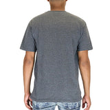 The Hundreds Neon T-Shirt - Charcoal Heather