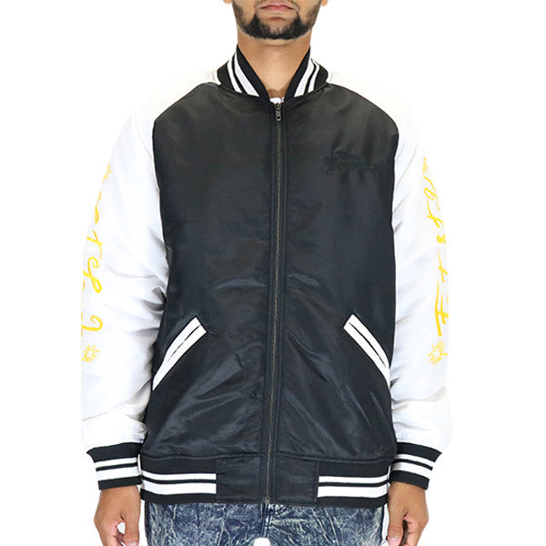 The Hundreds Souveneir Jacket - Black