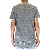 EPTM Thrasher OG Long T-Shirt - Charcoal