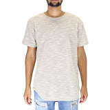 EPTM Loop Terry OG Long Tee Shirt - Khaki