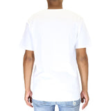 Black Scale Battle Cry T-Shirt - White