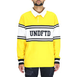 Undefeated Rugby LS T-Shirt - Yellow