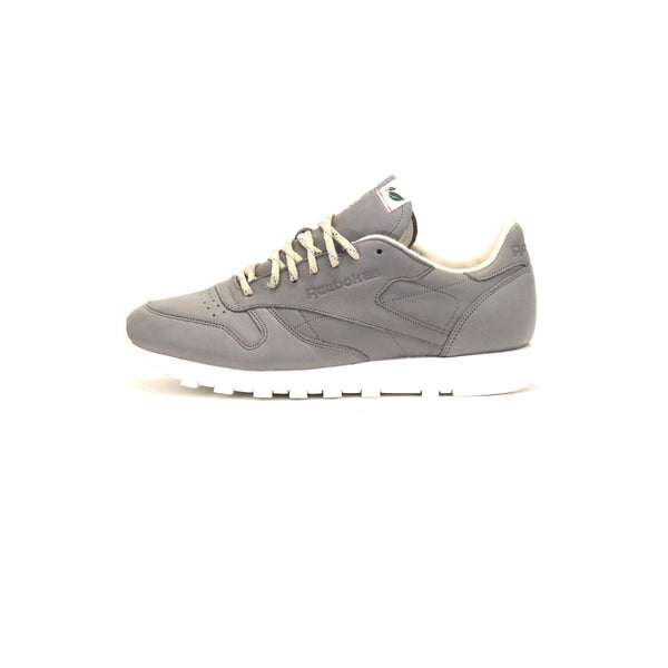 Reebok Classic Leather ECO - Cyclone Grey/Chalk