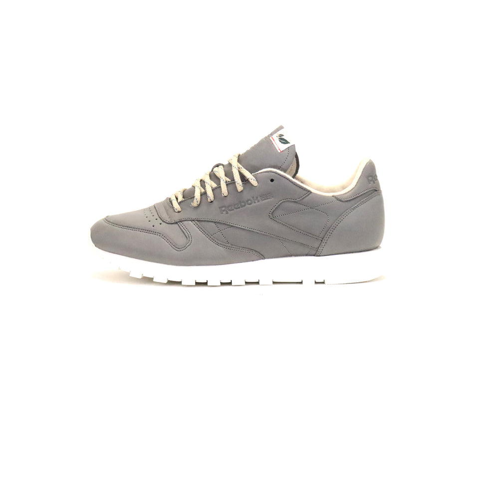7303b9ec7a50 Reebok Classic Leather ECO - Cyclone Grey Chalk ...
