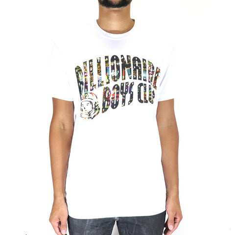 Billionaire Boys Club Arch SS Tee - White