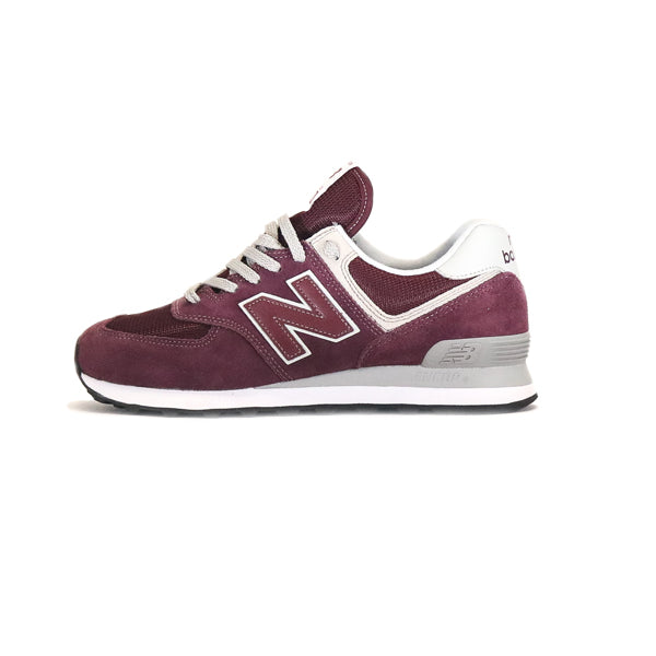 New Balance ML 574 EGB - Burgundy