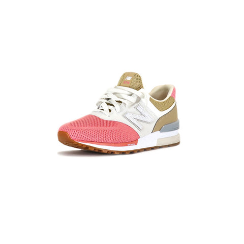 New Balance MS 574 EKF - Tan/Pink