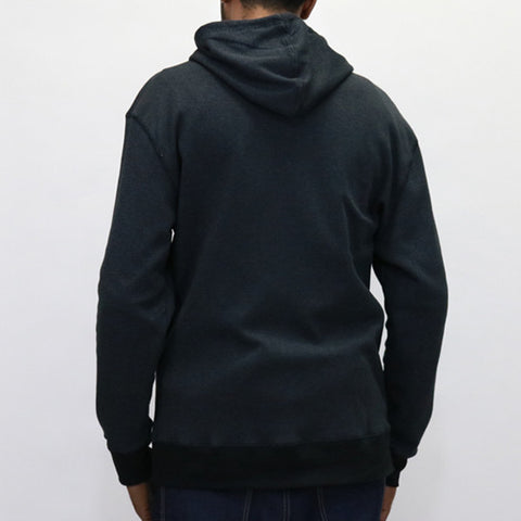 PJ Mark Thermal ZIp Hoody - Black