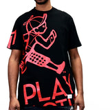 Play Cloths Black Caviar Playground S/S Knit