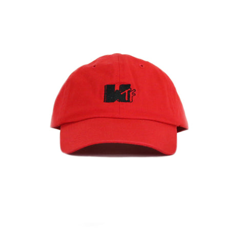 Any Memes WTF Dad Hat - Red