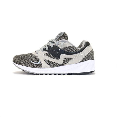 Saucony Grid 8000 CL HT- Grey / Black