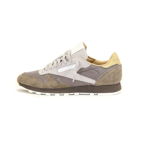 Reebok Classic Leather SM - Stone Grey