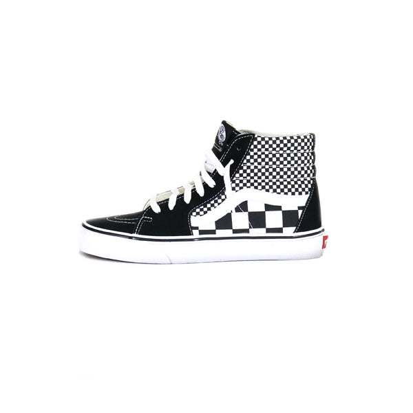 Vans SK8-Hi Mix Checker - Black True White  570a4d2e2d