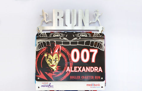 Race Bib Display for Runners™