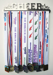 Medal Display Hanger - Cheer - MedalDisplays.co.uk